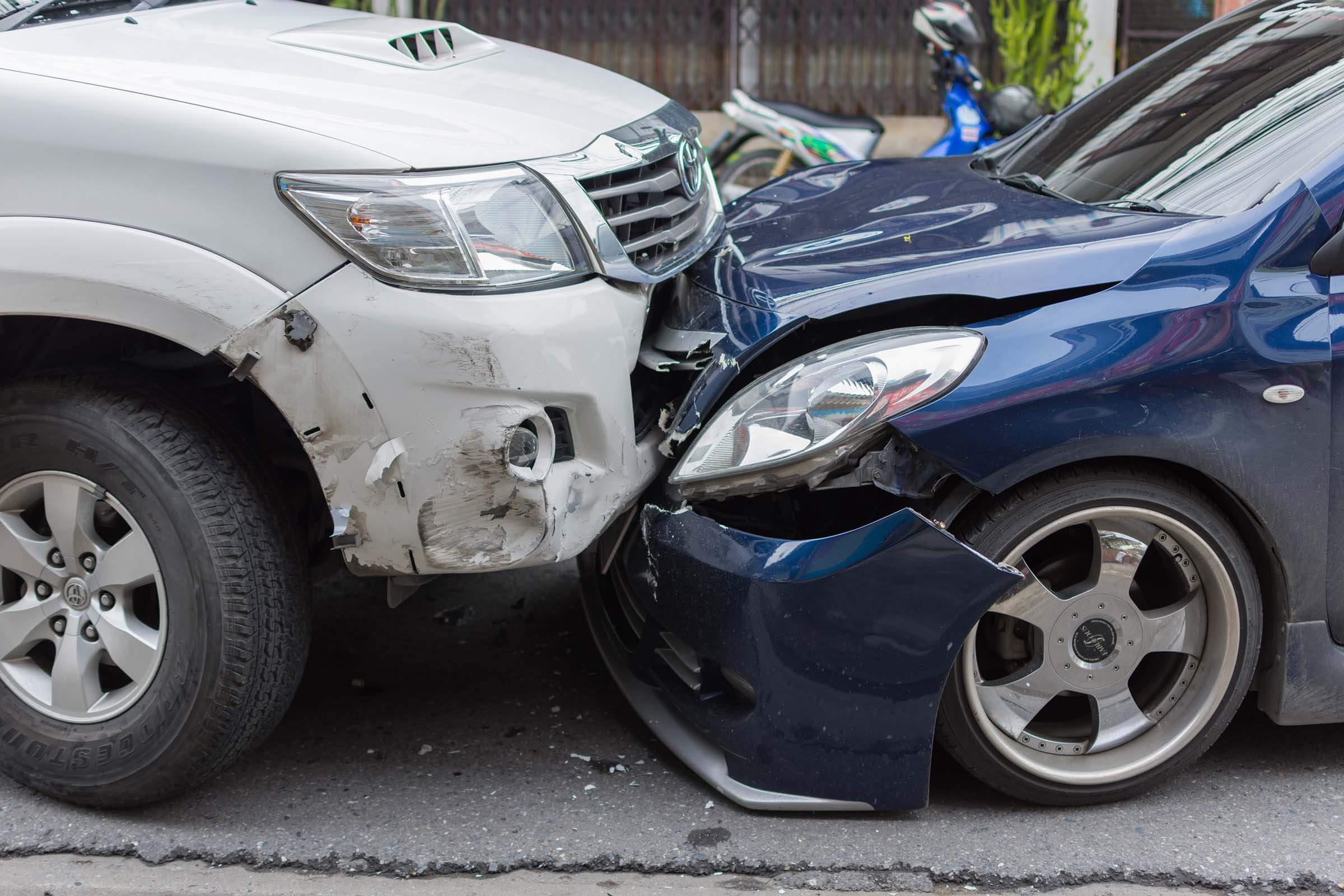 Car Accident in Philadelphia