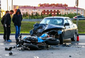 Motor Vehicle Accident in Philadelphia