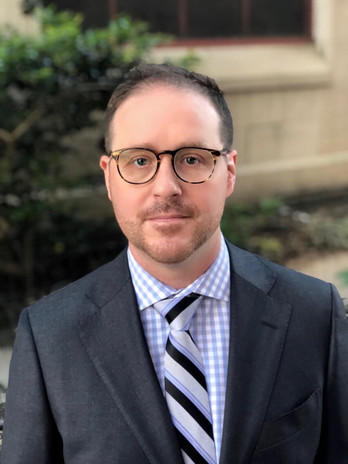 Attorney Adam Grutzmacher