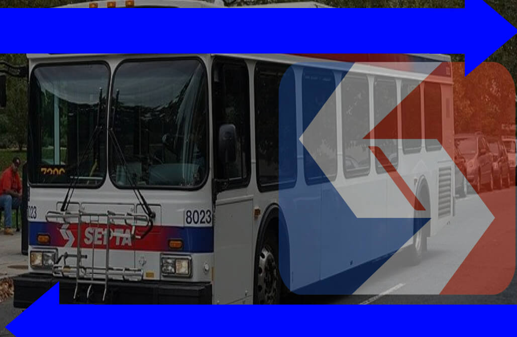 Photo of a SEPTA Bus